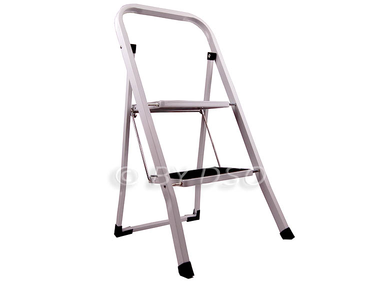 2-Step All steel Sure Foot Step Ladder